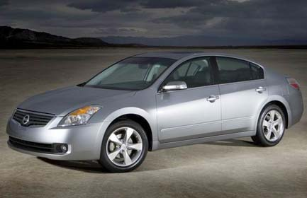 Nissan Recalled 2007 Nissan Altimas Over Defective Airbags