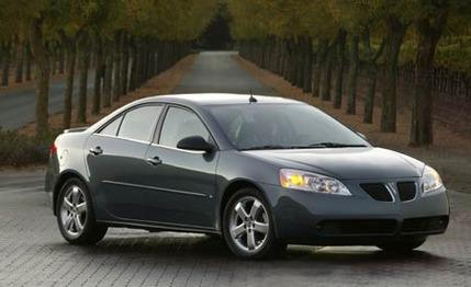 NHTSA Investigating Potential Expansion Of 2009 Pontiac G6 Recall