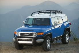 Toyota Recalling 209,000 FJ Cruisers In U.S. For Defective Seat Belt Retractors
