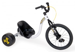 Huffy Recalling Popular Children's Tricycle Because Of Injury Concerns