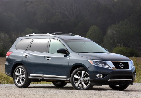 Nissan Recalls Almost 20,000 Pathfinder and Infiniti JX Models For Faulty Brake Parts