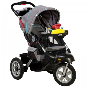 Kolcraft Recalls 96,000 Strollers Due to Risk of a Tire Rupture