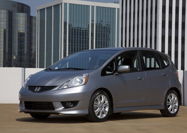Honda Issues Recall for More than 700,000 Fit Vehicles