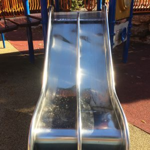 Playground Slide Severs the Fingers of Two Children; Playworld Recalls 1,300 Slides